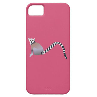 Ring-Tailed Lemur iPhone 5 Covers