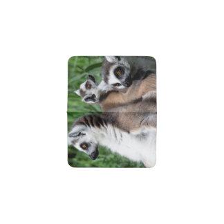 Ring-tailed Lemur Family Business Card Holder