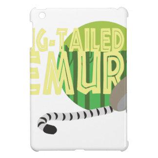 Ring-Tailed Lemur iPad Mini Cases