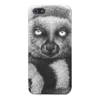 Ring-tailed Lemur Cover For iPhone 5/5S