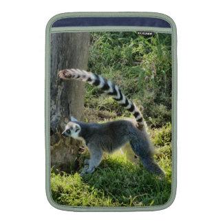 Ring Tailed Lemur MacBook Air Sleeve