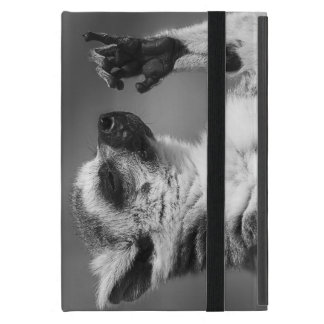 Ring Tailed Lemur Playing Case For iPad Mini
