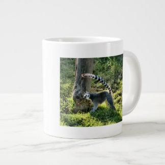 Ring Tailed Lemur Jumbo Mugs
