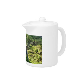 Ring Tailed Lemur Teapot