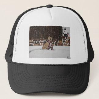 Ring The Dinner Bell Trucker Hat