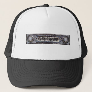 ring the me trucker hat