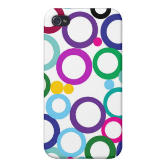 Ring Toss Cover For iPhone 4