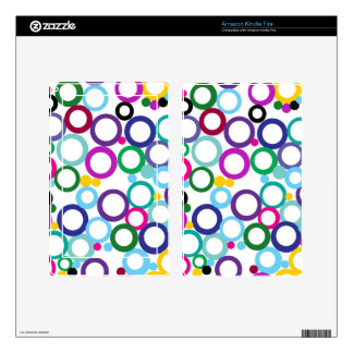 Ring Toss Decals For Kindle Fire