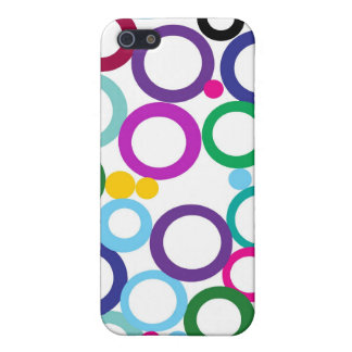 Ring Toss iPhone 5 Cover