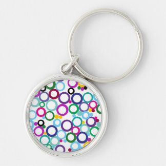Ring Toss Key Chain