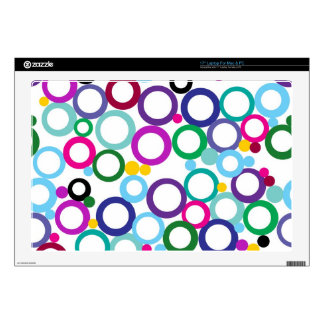 Ring Toss Laptop Decals