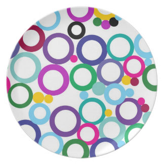 Ring Toss Plates