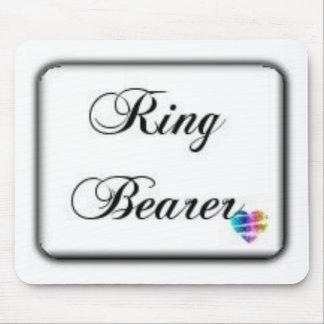 Ringbearer-box Mouse Pad