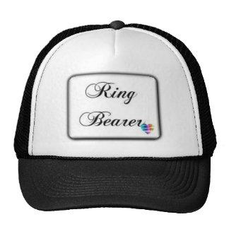 Ringbearer-box Trucker Hat