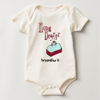 Ringbearer Favors and Tee Shirts shirt