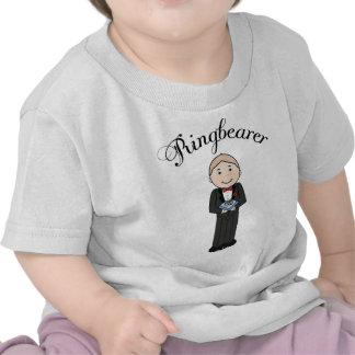 Ringbearer Kids Tee Shirt