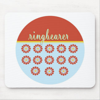 ringbearer mouse pad