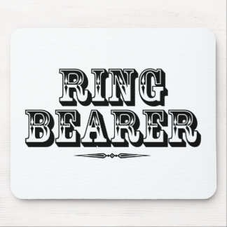 Ringbearer - Old West Mouse Pad