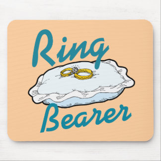 Ringbearer Mouse Pads