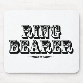 Ringbearer - viejo oeste alfombrilla de ratones
