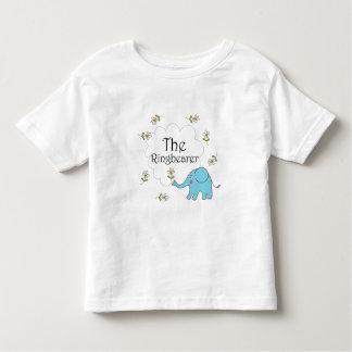 Ringbearer Wedding Gift Toddler T-shirt