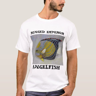 RINGED EMPEROR ANGELFISH T-Shirt