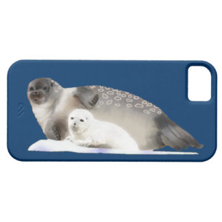 Ringed Seal iPhone 5 Covers