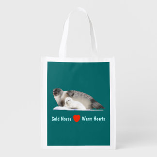 Ringed Seal Grocery Bag