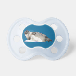 Ringed Seal Baby Pacifiers
