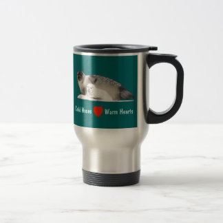 Ringed Seal Travel Mug