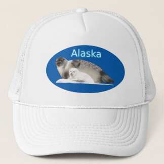 Ringed Seal Trucker Hat
