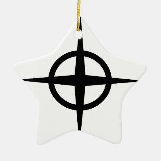 Ringed Star Ornaments