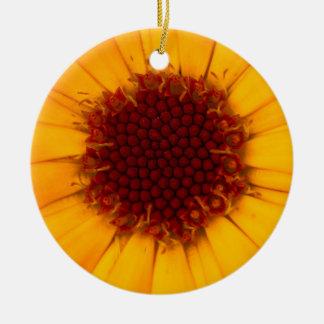 Ringelblume Ceramic Ornament