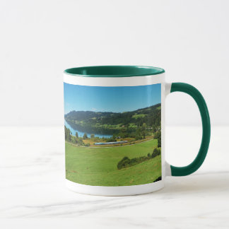 Ringer cup hunter-green large Alpsee