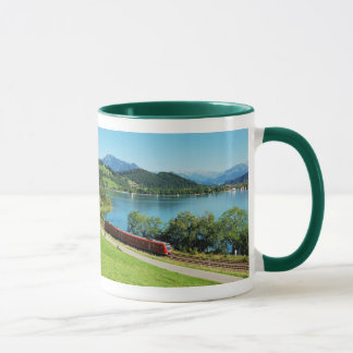 Ringer cup hunter-green large Alpsee Immenstadt