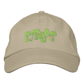 Ringer Embroidered Hats