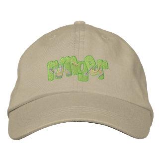 Ringer Embroidered Hat