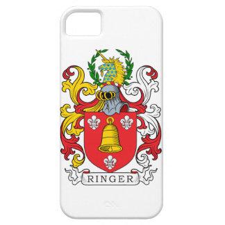 Ringer Family Crest iPhone 5/5S Cases