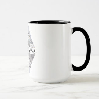 Ringer Mug EAST COAST