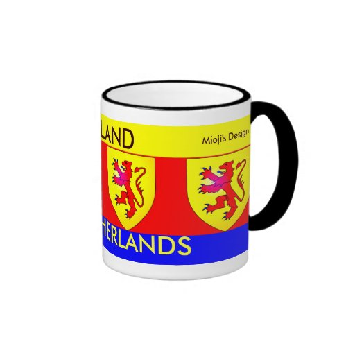 Ringer Mug - HOLLAND
