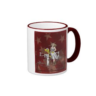Ringer Mug (I Will Be Waiting)