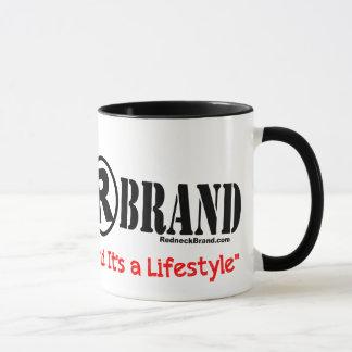 Ringer mug Redneck Brand Lifestlye coffee