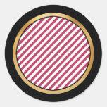 Ringer Pattern Sticker