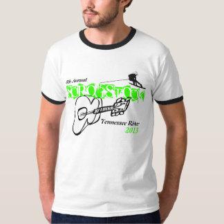 Ringer Scrogstock Tennesee River 2013 T-Shirt