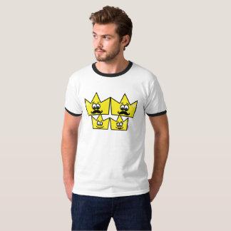 Ringer t-shirt - Gay Family Men