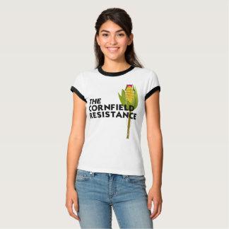 Ringer T-Shirt - The Cornfield Resistance