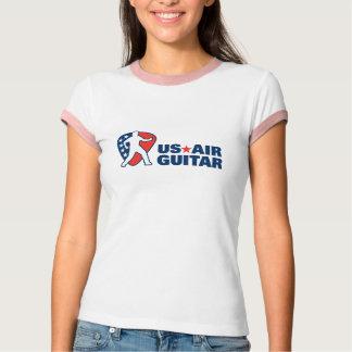 Ringer T - Women's - Logo T-Shirt