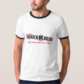Ringer Tee shirt Redneck Brand Lifestyle logo