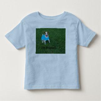 Ringer Toddler  Jack Russel t-shirt