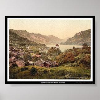 Ringgenberg, Bernese Oberland, Switzerland Poster
